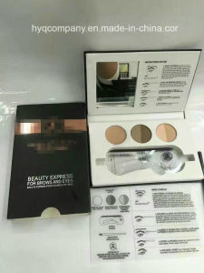 Newest Designs Ana Beverly Hills Beauty Express Makeup Cosmetics Eyebrow Cream+Eyebrow Brush Set for Eyebrow and Eyes pictures & photos