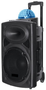 Free Sample Prefessional Speaker Active Speaker Music Portabe Speaker pictures & photos