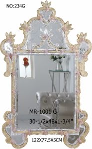 Murano Crystal Frame Decor Mirrors pictures & photos