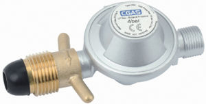 LPG Euro High Pressure Gas Regulator (H30G10B4) pictures & photos