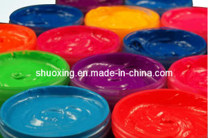 Screen Printing Ink pictures & photos
