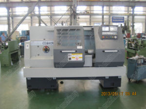 High Precision CNC Automatic Lathe (CLK6150P) pictures & photos