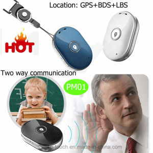 2017 Newest IP66 Mini GPS Tracker with Sos Function Pm01 pictures & photos
