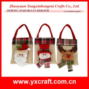 Christmas Decoration (ZY16Y156-1-2-3 32X16.5CM) Christmas Item Type Decorating Set pictures & photos