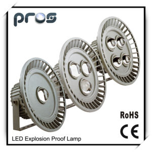 LED Explosion Proof Lighting Fixture/ Gas Station LED Canopy Lights pictures & photos