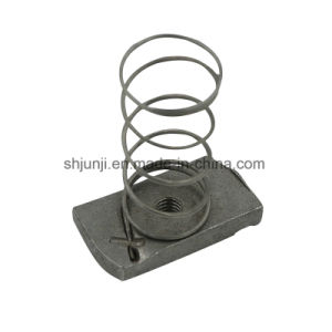 Stainless Steel Spring Channel Nut