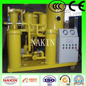 Series Tya Vacuum Oil Purifier for Filtering Lubricating Oil pictures & photos