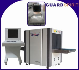 Medium Size X-ray Baggage Scanner Xj6550 pictures & photos