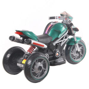 Hot Sale Three Wheel Kids Electric Motorcycle with Music pictures & photos
