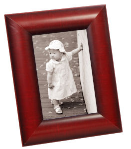 Red Fanny Photo Frame for Home Deco pictures & photos