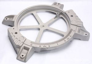 Precise Aluminum Casting Part with ISO Certification