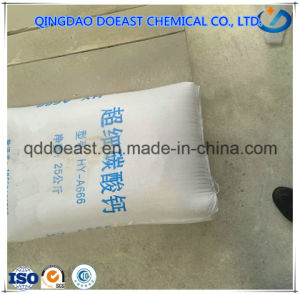 Plant Price Nano Calcium Carbonate Powder pictures & photos