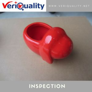 Animal Pots Quality Control Inspection Service at Chaozhou, Guangdong pictures & photos