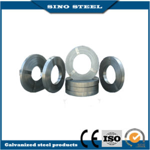 SPCC Grade Hot Dipped Zinc Coated Galvanized Steel Strip pictures & photos