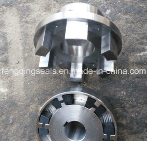 Shaft Elastic Pin Coupling Flexible H Coupling pictures & photos