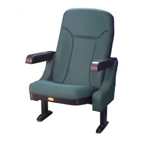 Elegant Rgonomically Cinema Theater Chair Cheap Cinema Seating (S97Y) pictures & photos