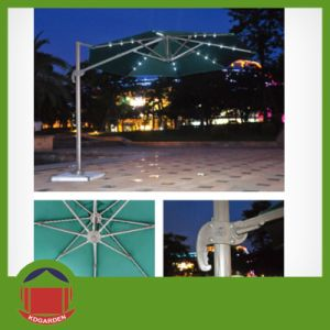 Aluminum Garden Umbrella with 8 Rips pictures & photos