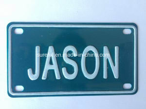 Bike Name Plate in America pictures & photos