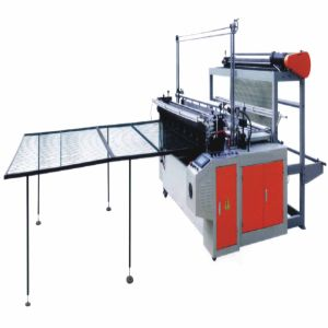 Computer Control Widen Plastic Film Bag Making Machine (WQ-DF1500-1800J) pictures & photos