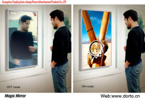 Magic Mirror Light Box With LED (SMM A0)