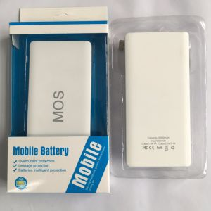 Customized 16000mAh Ultra Slim Power Bank with Blister Pack pictures & photos