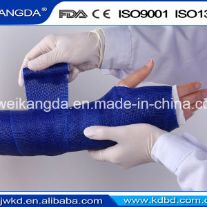ISO FDA Ce Certificated Bandage Orthpedic Casting Tape Medical Fiberglass Casting Tape pictures & photos
