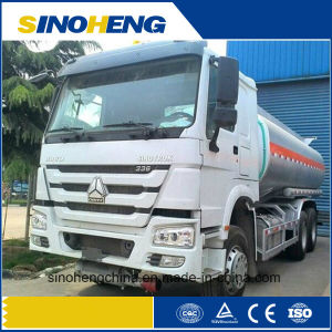 20000L (20m3) Sinotruk HOWO 6X4 Fuel Tanker Truck for Oil Transportation pictures & photos