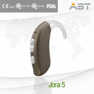 """Jora 5"" Behind The Ear Digital Hearing Aid"
