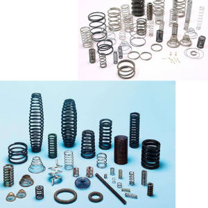 Customized Various Types Compression Spring Coil Spring Valve Spring