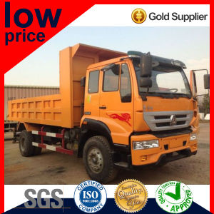 4X2 10-20tons Middle HOWO Tipper Truck pictures & photos