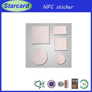 Hf Ntag 213 Nfc RFID Sticker pictures & photos