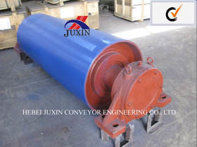 Belt Conveyor Tail Pulley for Cement pictures & photos