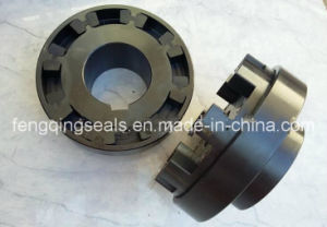 Plum Style Clamp H Flexible Jaw Coupling pictures & photos