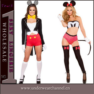 Carnival Christmas Halloween Adult Sexy Party Dance Animal Costume (TENN89114) pictures & photos
