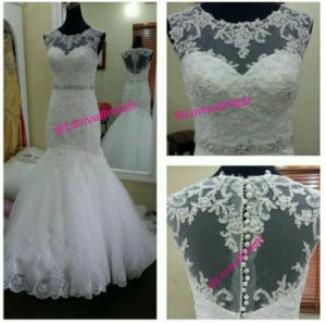 2017 New Design Wedding Dress Yj0131