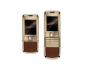 Hot Sale Original Mobile Phone Gold 8800 Sirocco pictures & photos