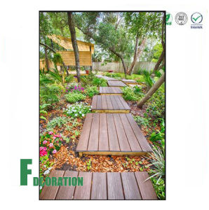 WPC Outdoor Artificial Wood Flooring Co-Extrusion WPC Decking pictures & photos