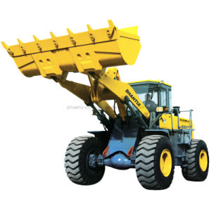 Shantui Wheel Loader 5tons SL50W pictures & photos