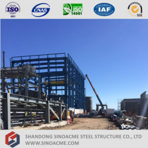 Prefabricated High Rise Metal Structure Industrial Building pictures & photos