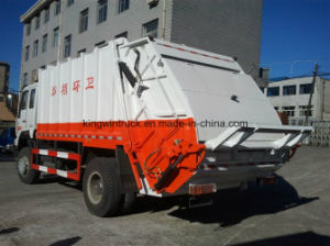 Sinotruk Brand 10m3 Refuse Truck pictures & photos