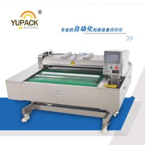 High Speed Continuous Scroll Vacuum Packaging Machine/Vacuum Sealing Machine pictures & photos