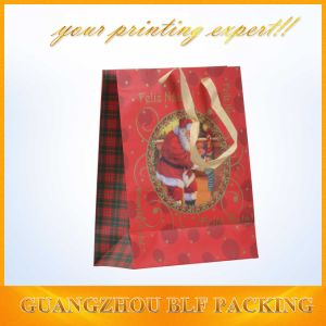 Christmas Draw String Gift Bags pictures & photos