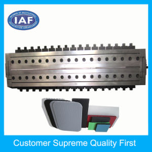 PP Adjustable Hollow Grid Plate Extrusion Plastic Mold pictures & photos