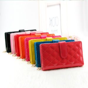 Stitching Wallet of Many Colors for Women pictures & photos