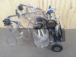 Electric Vacuum Pump Milking Machine pictures & photos