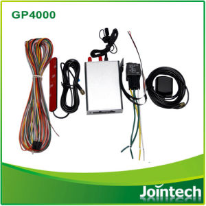 GPS GSM Tracker with Door Sensor External Device pictures & photos