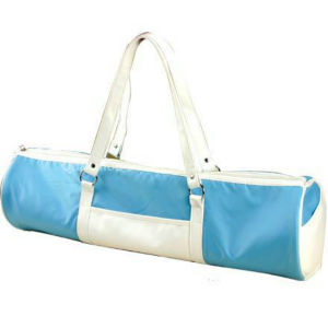 PU Cotton Nylon Yoga Mat Bags Sport Bags (SG011) pictures & photos