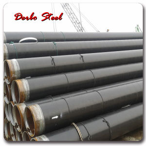 ASTM A106 a 53 Gr B ERW Carbon Steel Pipe pictures & photos