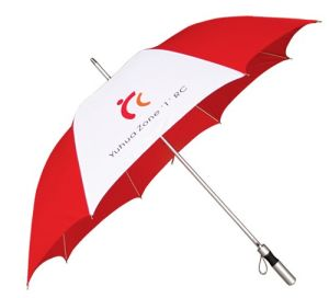 Advertising Golf Umbrella Steel Material (BR-ST-126) pictures & photos