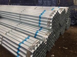 China Supplier Low Price Gi Pipes pictures & photos